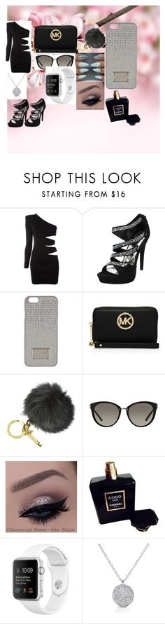 """""""red carpet"""" by daisy-788 on Polyvore featuring Balmain, MICHAEL Michael Kors, Michael Kors and Chanel"""