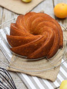 Orangen-Zitronenkuchen - glutenfrei
