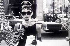 Audrey Hepburn in Breakfast at Tifanys