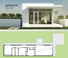 Modern Green Homes angophra house plan / richard leplastrier / 33 bellevue avenue
