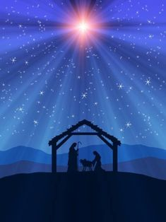 Choose from 60 top Nativity Scene stock illustrations from iStock. Find high-quality royalty-free vector images that you won't find anywhere else. Christmas Scenery, Christmas Nativity Scene, Christmas Pictures, Christmas Art, Nativity Scenes, Nativity Scene Pictures, Christmas Bells, Xmas, Merry Christmas Jesus