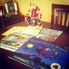 Books for Christmas!