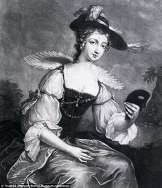 Revealed: Incredible rags to riches story of Britain's most notorious Georgian courtesan, who counted aristocrats and royalty among her many lovers