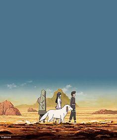 Team 8 from Naruto Naruto Uzumaki, Naruto Gif, Naruto Funny, Hinata Hyuga, Naruhina, Boruto, Akatsuki, Team 8 Naruto, French Anime