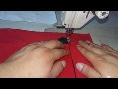 DIY ✂ How to sew a zippered pocked ✂ Jak uszyć kieszonkę na zamek - YouTube