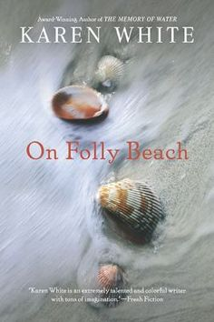 On Folly Beach by Karen White: Janie Hamilton is a widow at age twenty-nine, having lost her husband in Afghanistan. Mired in grief, she's unable to move on until she comes across hidden love notes in a box of books purchased from the store Folly's Finds. Intrigued by what appears to be a clandestine love affair from the 1940s, Janie is prompted to move to Folly Beach, South Carolina, where she purchases the local bookstore.