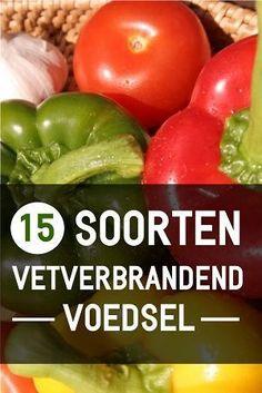 15 Soorten Vetverbrandend Voedsel | Snel Afvallen Info