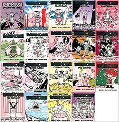 Babymouse Paperback Collection Books by Jennifer L. Great Books, My Books, Third Grade Books, Love Monster, Reluctant Readers, Kids Story Books, Beach Babe, Book 1, My Childhood