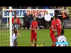 Newcastle vs Liverpool 2015 2-0 Own Goals Skirtel and Best Played Georgi...