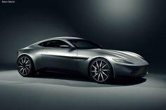 Aston Martin презентовал новый суперкар Бонда, который примет участие в сьемках нового фильма «Спектр» о знаменитом агенте 007.