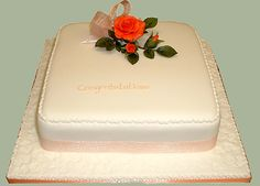 1000+ images about Cake-anniversary on Pinterest ...