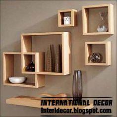 Modern Wall Shelves | Modern Wall Shelves Designs - Wall Shelves 2013 | International decor