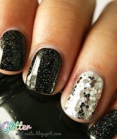 Nails of Pop   Glitter And Nails Blogspot.