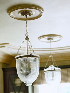 Light Up the Kitchen Ceiling