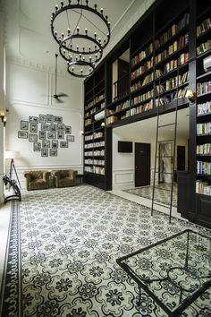 _The Alcove Library _Ho Chi Minh  _Vietnam