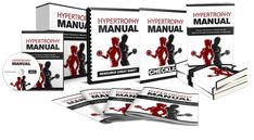 Hypertrophy Manual from Healthy You - FHA #health #fitness #hypertrophy #musclebuilding