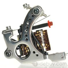 Fine Stainless Steel Tattoo Machine for Shader and Liner