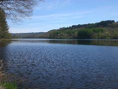 Lac de Saint-Pardoux  en Haute-Vienne