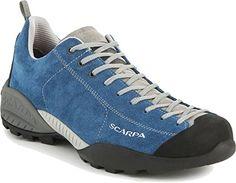 Scarpa Mojito GTX Approachschuhe 38,5 hyper blue - http://on-line-kaufen.de/scarpa/blau-scarpa-wanderstiefel-r-evo-revolution-pro-41