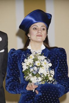 Canadian born Sylvana Tomaselli, now  Countess of St Andrews and future Duchess of Kent.