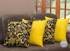 Pillow Crafts, Diy Pillows, Sofa Pillows, Decorative Pillows, Diy Cushion Covers, Cushion Cover Designs, Living Room Colors, Living Room Designs, Living Room Decor