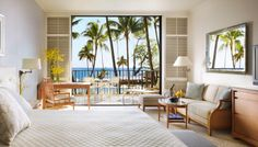 Surrender yourself to total luxury and unequaled splendor at Halekulani in Waikiki.