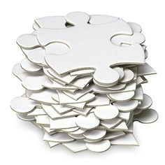Extra Large Blank Jigsaw Puzzle, Wedding Guest Book Puzzle, 105 Large Numbered Blank Puzzle Pieces, Size 18 x 37in Jigsaw2order http://www.amazon.com/dp/B00XKLLMMQ/ref=cm_sw_r_pi_dp_IXB8vb08GS8RT