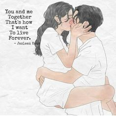 What a lovely thought.just daydreaming again.:)I love YOU. True Love Quotes, Romantic Love Quotes, Love Poems, Quotes For Him, Me Quotes, You And I, Love You, Wedding Day Quotes, Love Illustration