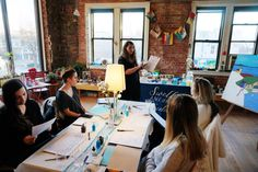 SWELL ANCHOR CALLIGRAPHY WORKSHOP | PATCHOGUE, NEW YORK