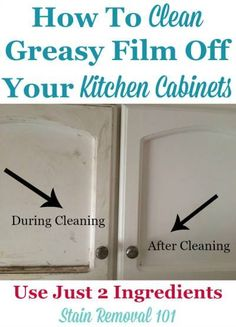 Clean Kitchen Cabinets Off With These Tips And Hints