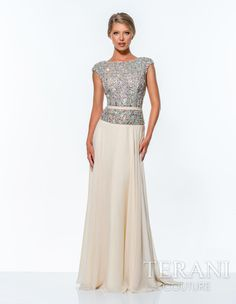 Terani Mother of the Bride 151M0351 Terani Mother of the Bride Best Bridal, Prom, and Pageant gowns in Delaware