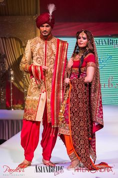 The Punjab Collection for Khubsoorat Collection by Mani Kohli showcased @ the Asian Bride Live 2014.  Photographer: Pardesi Photography  www.KhubsooratCollection.com  #BeingBeautiful