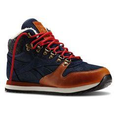 3b1f6f23abc Reebok - Classic Leather Mid - Winter Wonderland Winter Shoes