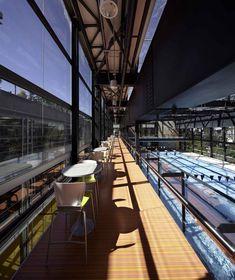 Universidad de los Andes Sport Facilities  Felipe Gonzalez-Pacheco
