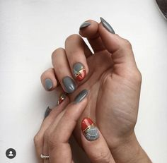 Popular Nail Designs, Simple Nail Designs, Hot Nails, Hair And Nails, Self Nail, Perfect Nails, Nail Inspo, Nails Inspiration, Cute Hairstyles