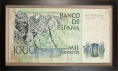 Banknotes Collection: Spain | Natural Curiosities