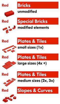 Lego Storage Bin Label Sampler | Flickr - Photo Sharing!