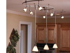 find this pin and more on for the home 120 volt flexible track lighting - Kitchen Track Lighting Ideas