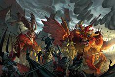 Wrath of Kings by CoolMiniOrNot — Kickstarter