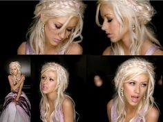 "Cristina Aguilera. ""Pero me acuerdo de ti"""