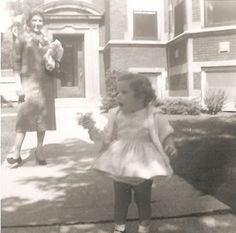 Karin Fendick remembers her mom with a lovely poem.