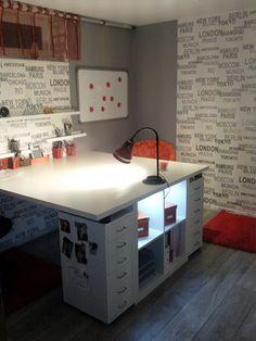 Ikea- cutting table