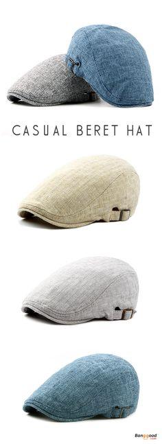 US$8.38+Free shipping. Beret Cap, Golf Gentleman Visor Forward Hats, Sports, Outdoor. Color: Khaki, Black, Blue, Grey. Shop now~