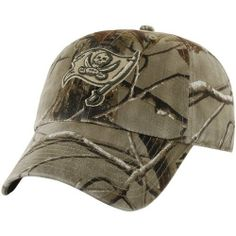 NFL '47 Brand Tampa Bay Buccaneers Franchise Fitted Hat - Realtree Camo by Twins. $25.95