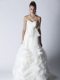 Melissa Sweet Wedding Dress Style Farren | OneWed