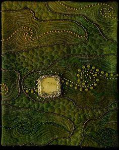 Beauties of the Journey by Larkin Jean Van Horn colors, its beautiful harmony always amazes me.