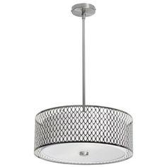 Milla 3 Light Pendant -Two sizes