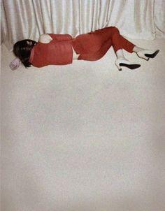 white and red fashion photography Habit Rouge, Mathilda Lando, Audrey Horne, Editorial Fashion, Fashion Photography, People Photography, Candy Photography, Edgy Photography, Collage