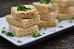 Soaked grains Flatbread [long grain brown rice and millet > soaked overnight or for at least 6 hours, ground golden flaxseed, olive oil] Yeast-Free, Gluten-Free