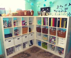 Expedit--why doesn't mine look this nice and organized???